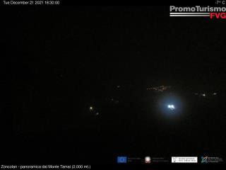Monte Tamai (Udine, Italia)