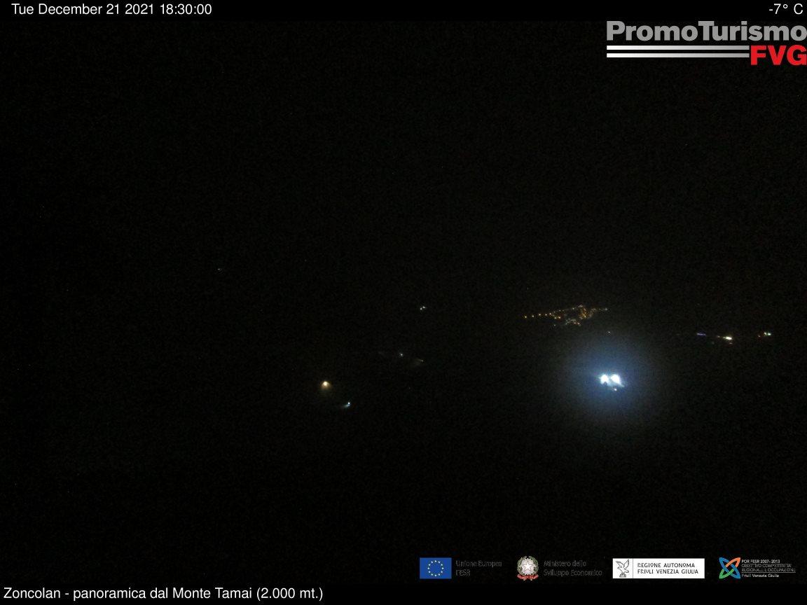 Webcam Zoncolan - Monte Tamai
