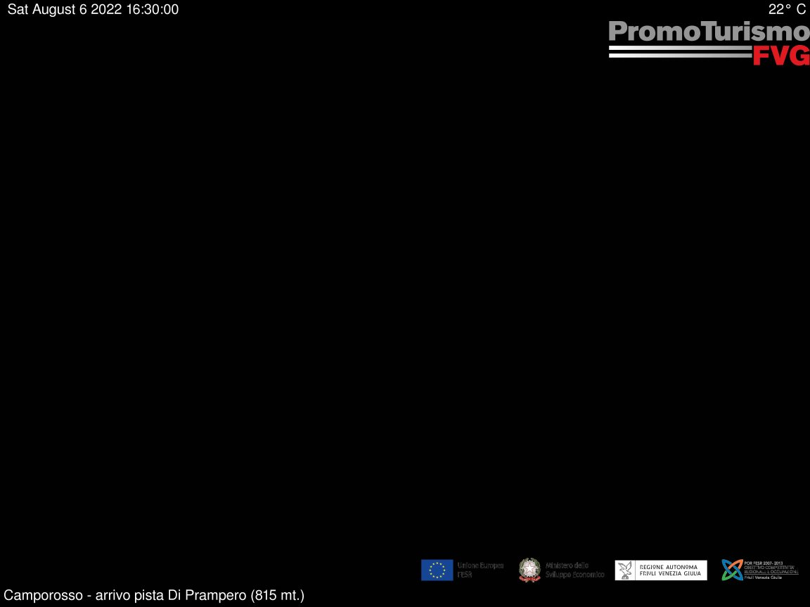 Webcam <br><span> tarvisio</span>