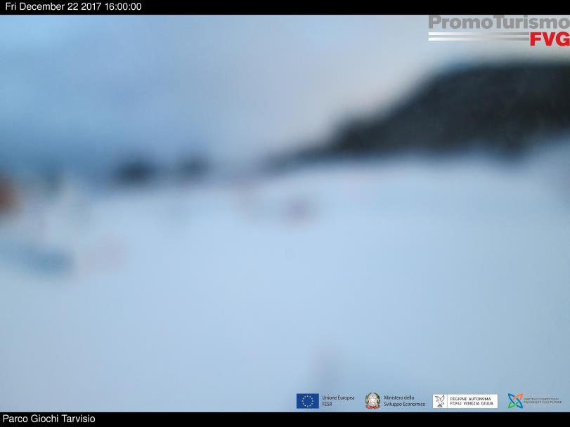 Webcam Campi Scuola - Tarvisio