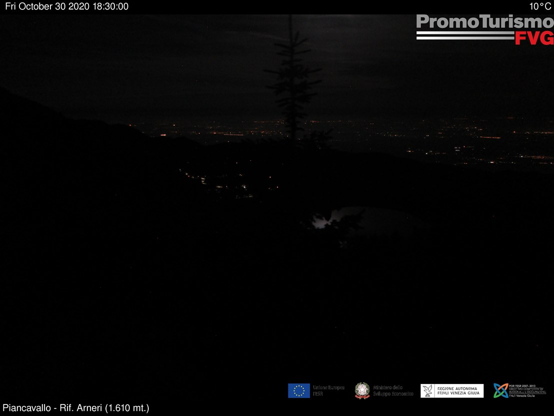 Webcam Piancavallo Rifugio Arneri