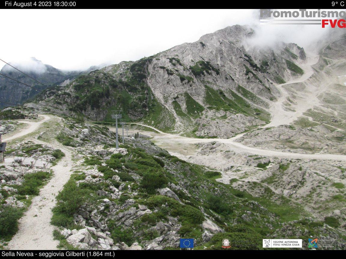 Webcam de la Estación de Esquí de Kanin